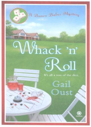 Whack 'n' Roll book jacket