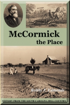 McCormick the Place book jacket