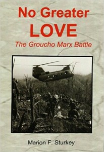 No Greater Love cover
