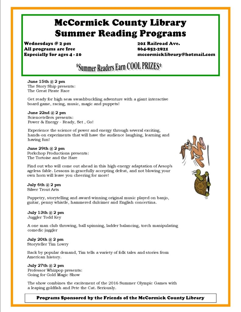 SRP 2016 flyer for website