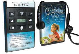 Playaway audio books for youth