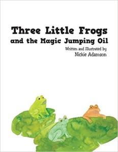 Three Little Frogs
