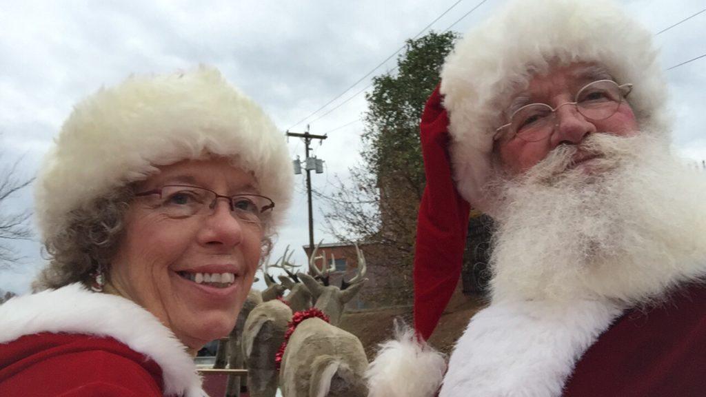 Santa Claus is Coming – Dec 9th, 2017