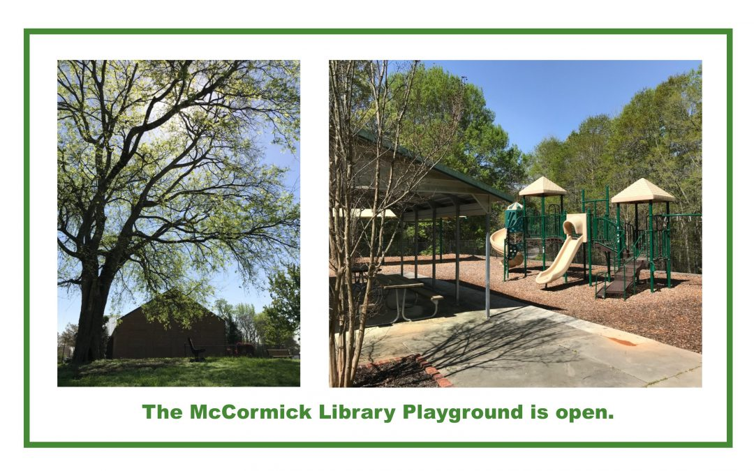 Library Playground is OPEN